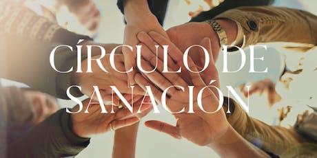 CIRCSANTE19 | Circulo de Sanación | Tecamachalco  boletos