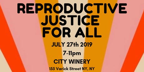 Reproductive Justice For All tickets