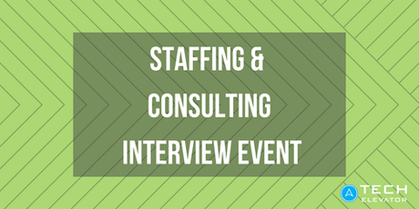 Tech Elevator Staffing & Consulting Summer 2019 Interview Event - Cincinnati tickets