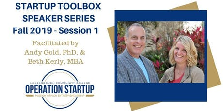 Startup Tool Box Speaker Series - Busting Entrepreneurial Myths (1 of 3) tickets
