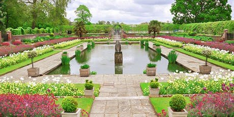 MindTravel SilentWalk in London through Kensington Gardens & Hyde Park tickets