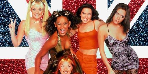 Spice Girls Bar Crawl