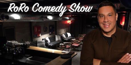 RoRo Comedy Show tickets
