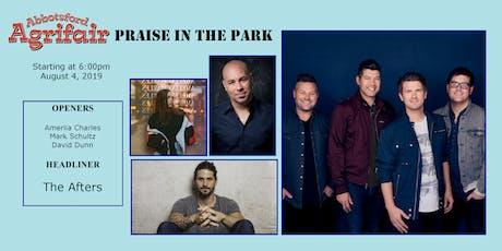 Praise in the Park tickets