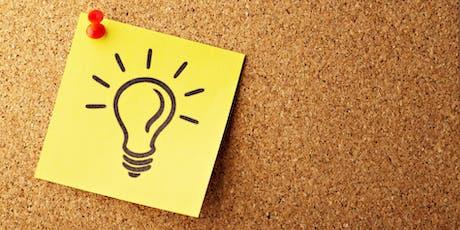 Séance d'information : Comment démarrer une entreprise billets