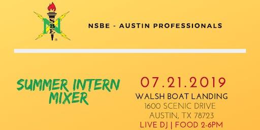NSBE - Austin Professionals Intern MIXER