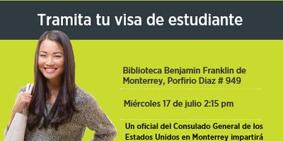 Tramita tu visa de estudiante