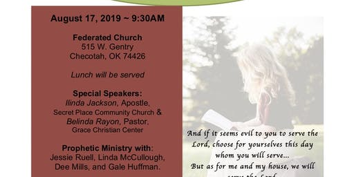 Firmly Persuaded Women's Conference