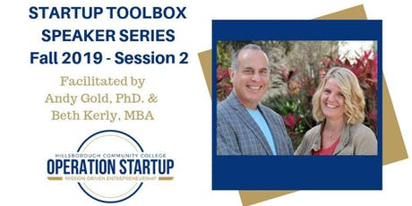 Startup Tool Box Speaker Series - Busting Entrepreneurial Myths (2 of 3) tickets