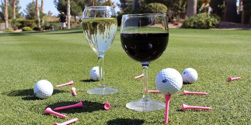 Wine & Wedge! An evening of wine, golf, music and food at Grand Living