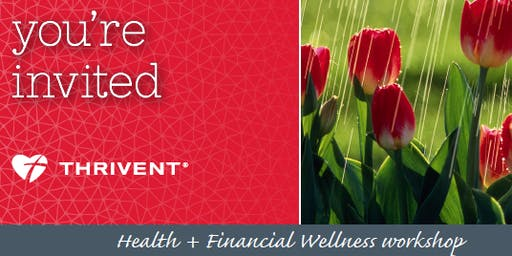 Health + Financial Wellness Workshop - Morton, IL