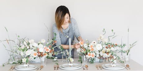 Centerpiece Workshop with Milieu Florals tickets