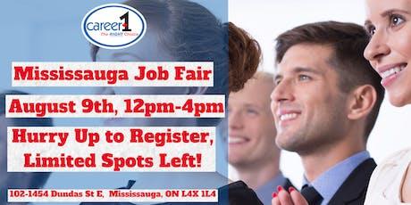 Job Fair-Mississauga-Career1 tickets