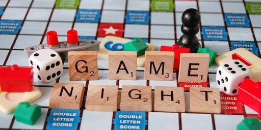 Adult Game Night + Trivia | 7.26