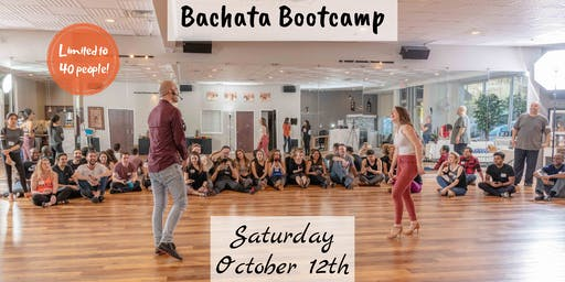 OCTOBER BACHATA BOOTCAMP - Beginner Levels II & III