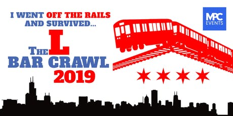 "The ""L"" Bar Crawl tickets"