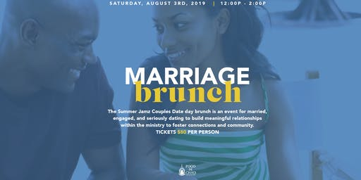 Summer Jamz Couples Date Day Brunch