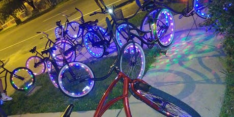 Friday Night Lights Bicycle Ride tickets
