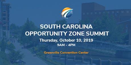 South Carolina Opportunity Zone Summit tickets