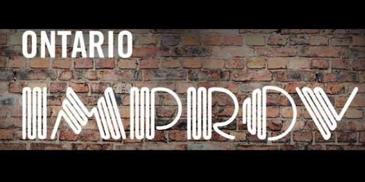 Live @ the Ontario Improv