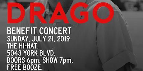 Team Drago Fundraiser tickets