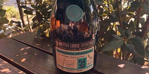 Eureka! Bottle Logic Fundamental Observation 2017 Raffle Ticket