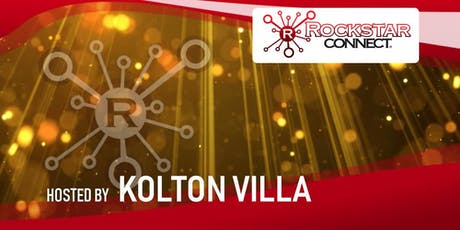 Free Vegas Influencers Rockstar Connect Networking Event (August, Las Vegas) tickets