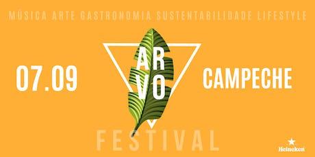 ARVO Festival ingressos