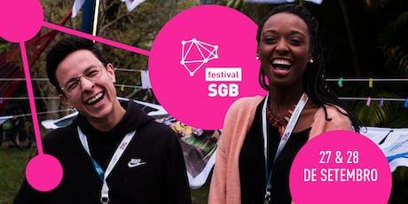 Festival SGB 2019 ingressos