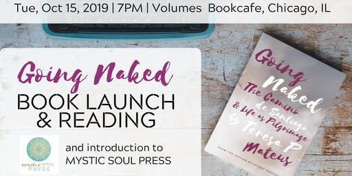 Going Naked Book Launch & Reading