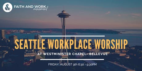Seattle Workplace Worship Night tickets