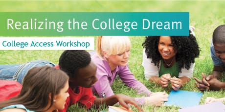 "ECMC presents ""Realizing the College Dream"" at Wilkes Community College tickets"