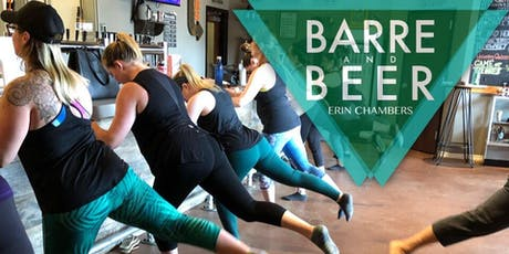 Barre & Beer - Eight & Sand Beer Co. tickets