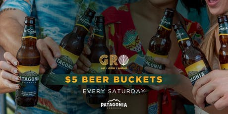 Saturdays @GRO Wynwood with $1 Beers tickets