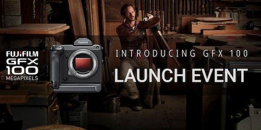 Fujifilm GFX-100: Launch Event