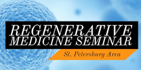 FREE Stem Cell for Pain Relief Lunch Seminar - St. Petersburg, FL tickets