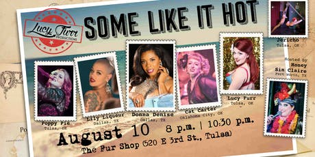 Lucy Furr presents Some Like It Hot! *TWO SHOWS!* tickets