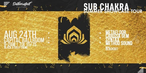 Dubversified Culture present: Sub Chakra Showcase