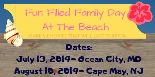 Family Beach Trip - Trip #2