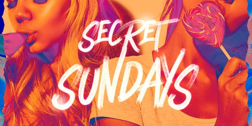 Secret Sundays No Cover at Townhouse