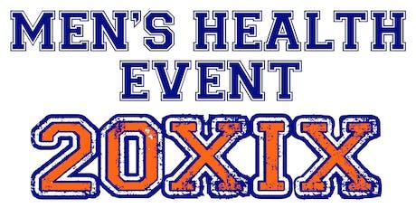 Men's Health Event 20XIX tickets