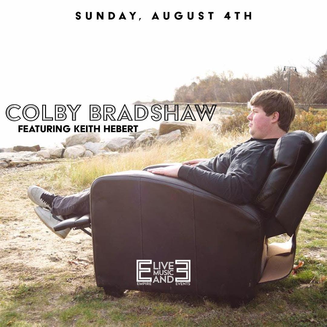 Colby Bradshaw   Sunday Night Comedy