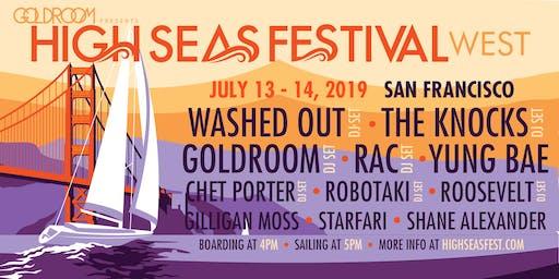 HIGH SEAS FESTIVAL - SAN FRANCISCO