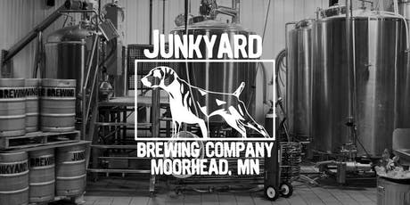 Brewery Tours at Junkyard Brewing Company tickets