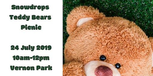 Snowdrops Teddy Bear Picnic