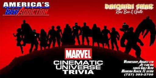 Marvel Cinematic Themed Trivia