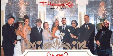 Seekonk, MA (Portuguese Wedding Comedy) tickets