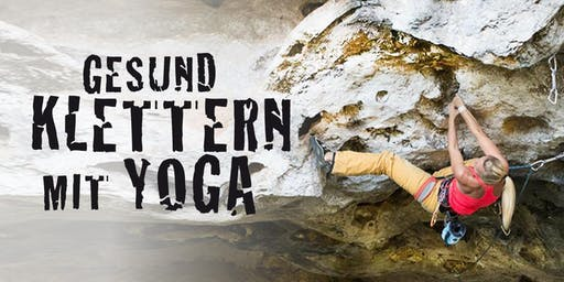 Gesund Klettern mit Yoga // Workshop für Einsteiger