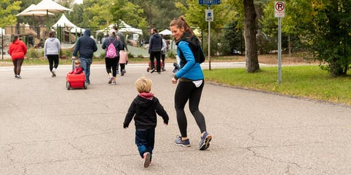 13th Annual Get Out and Grow Fall Festival and Walk n' Roll
