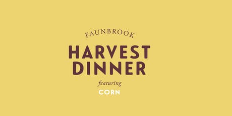 Harvest Dinner with Local Wine, Beer and Live Music tickets
